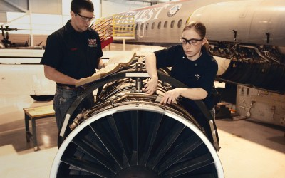 Aircraft Mechanic college subject tests