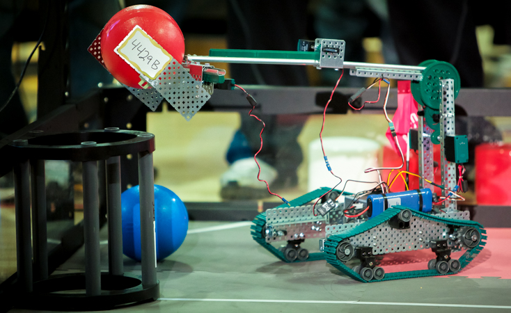 Nctc To Host Vex Robotics Competition Nctc News
